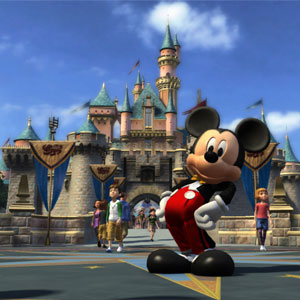 Kinect Disneyland Adventures Trailer
