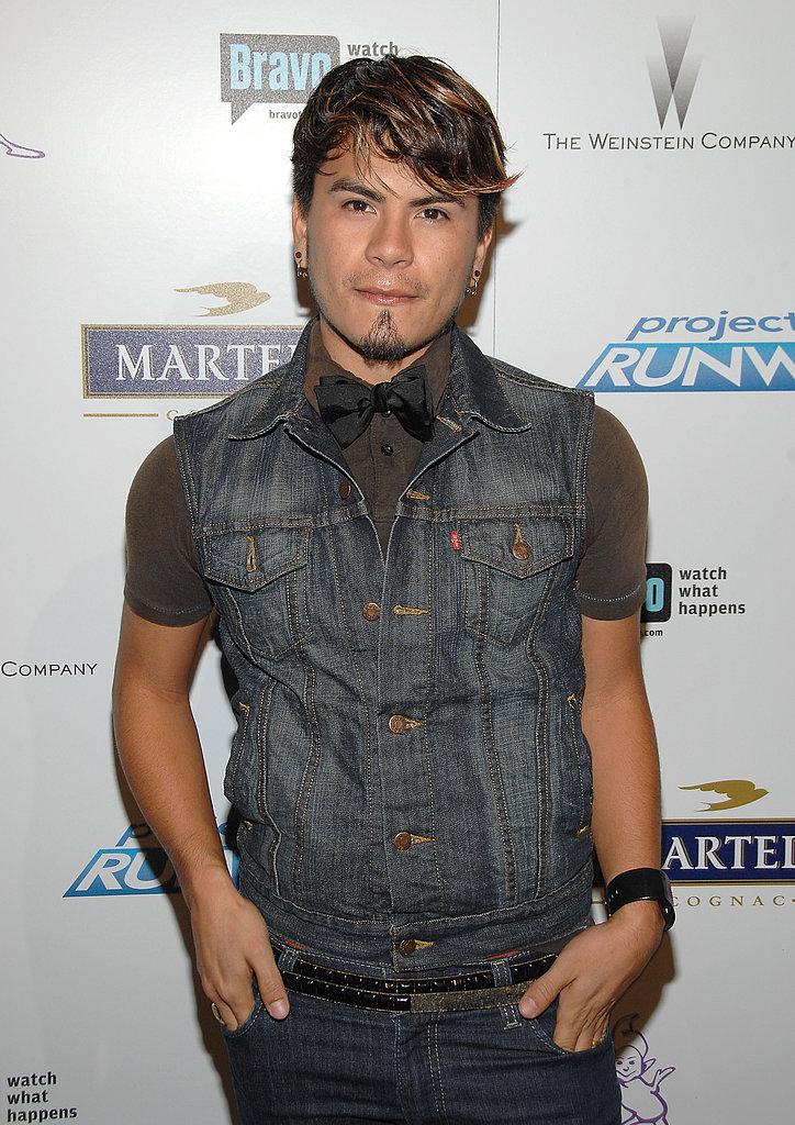 Raymundo Baltazar, Season Two