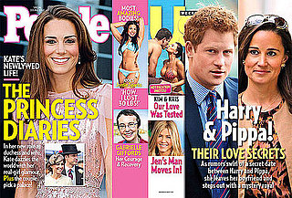 Royal Wedding Magazines