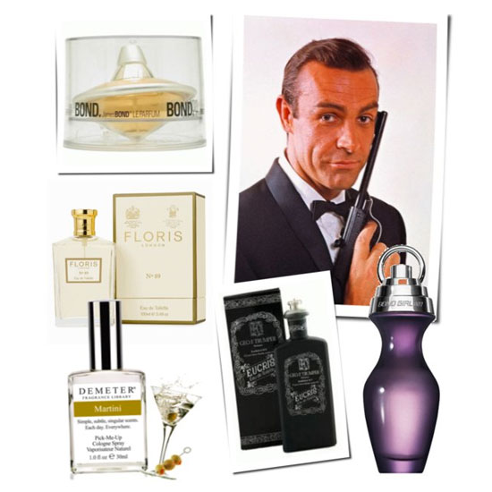 James Bond 007 Cologne to Launch Next Year