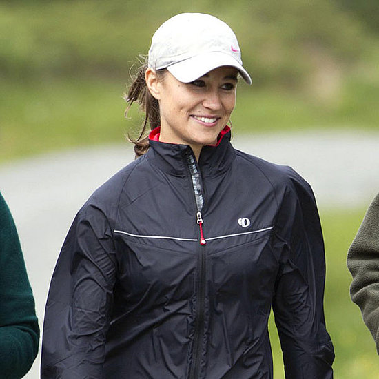 Pictures of Pippa Middleton in Highland Cross Challenge