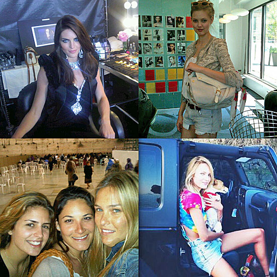 Pictures of Celebrities and Models on Twitter 2011-06-22 01:30:00