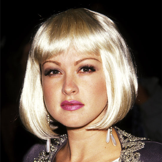 Cyndi Lauper Hair and Makeup Pictures