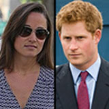 Video of Pippa Middleton and Prince Harry Romance Relationship Rumours