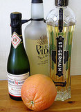 St. Germain Sparkling Wine Cocktail Recipe 2011-06-27 12:05:12