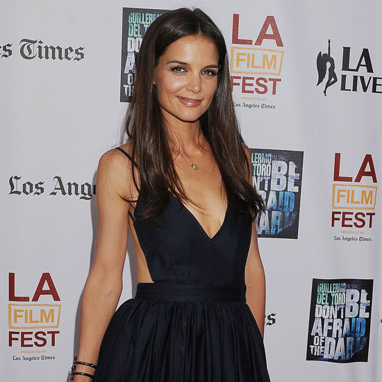 Katie Holmes Don't Be Afraid of the Dark Premiere Pictures