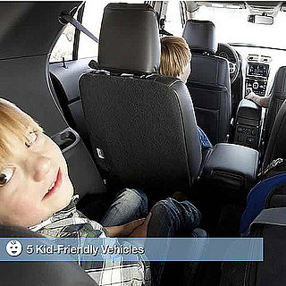Family Friendly Cars and Trucks