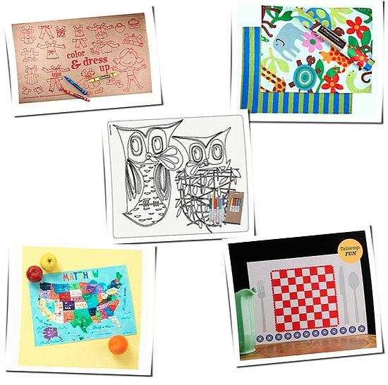 Creative Kids Placemats