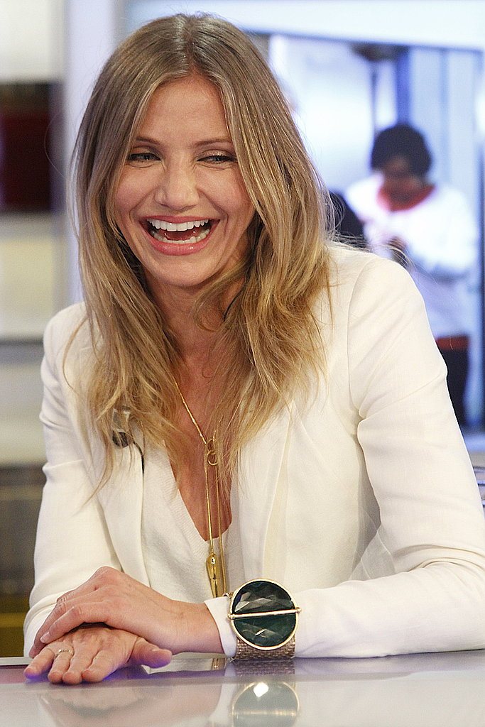 Cameron Diaz laugh