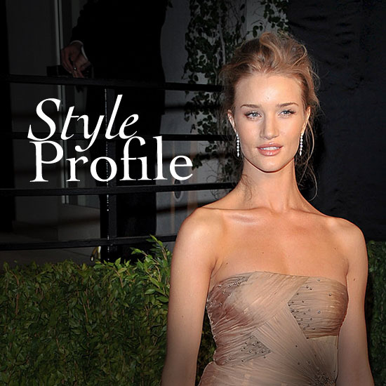 Rosie Huntington-Whiteley Pictures: Style Profile