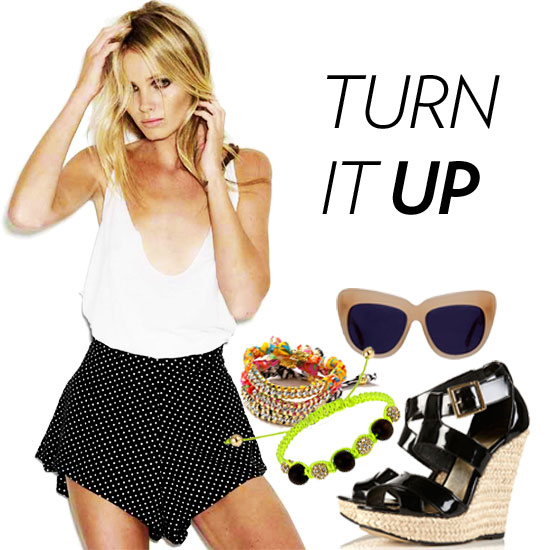 Our Favorite Summer Songs Inspire 5 Fab Looks