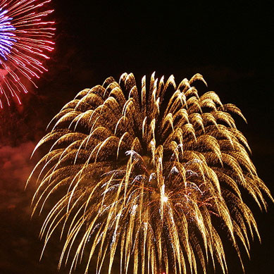 Fireworks and Ear Safety