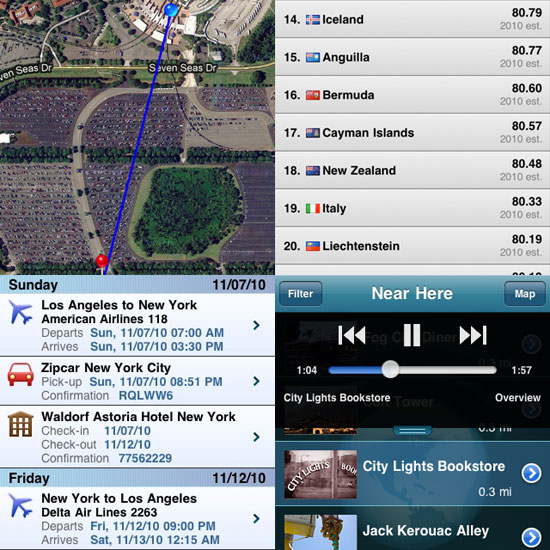 Apps For Discovering New Locations