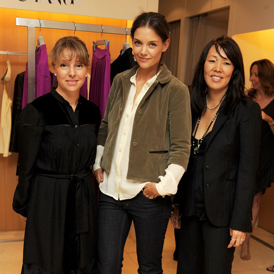 Katie Holmes at Holmes & Yang Harvey Nichols Event in London
