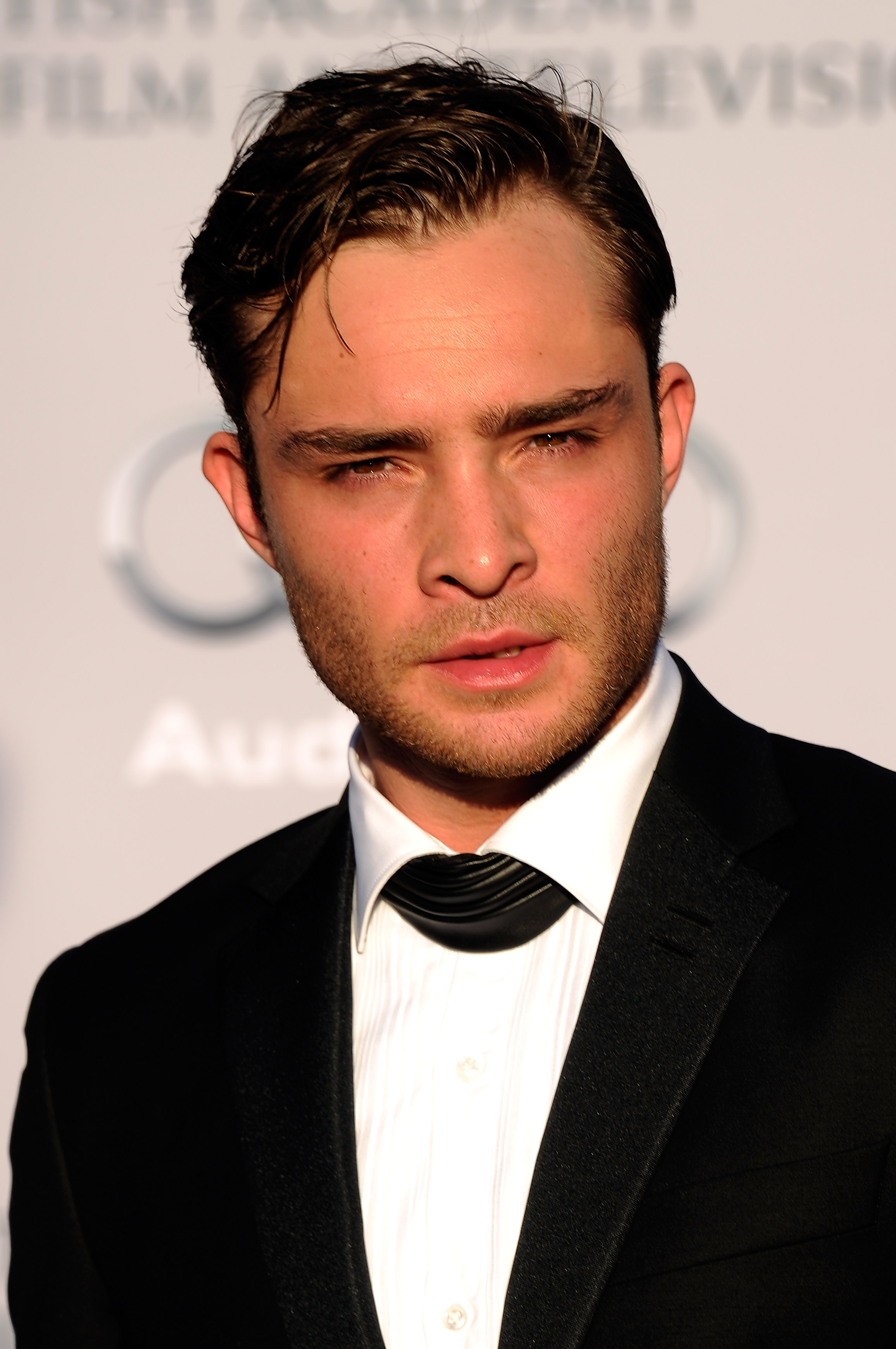 Ed Westwick at the BAFTA Brits to Watch event in LA.