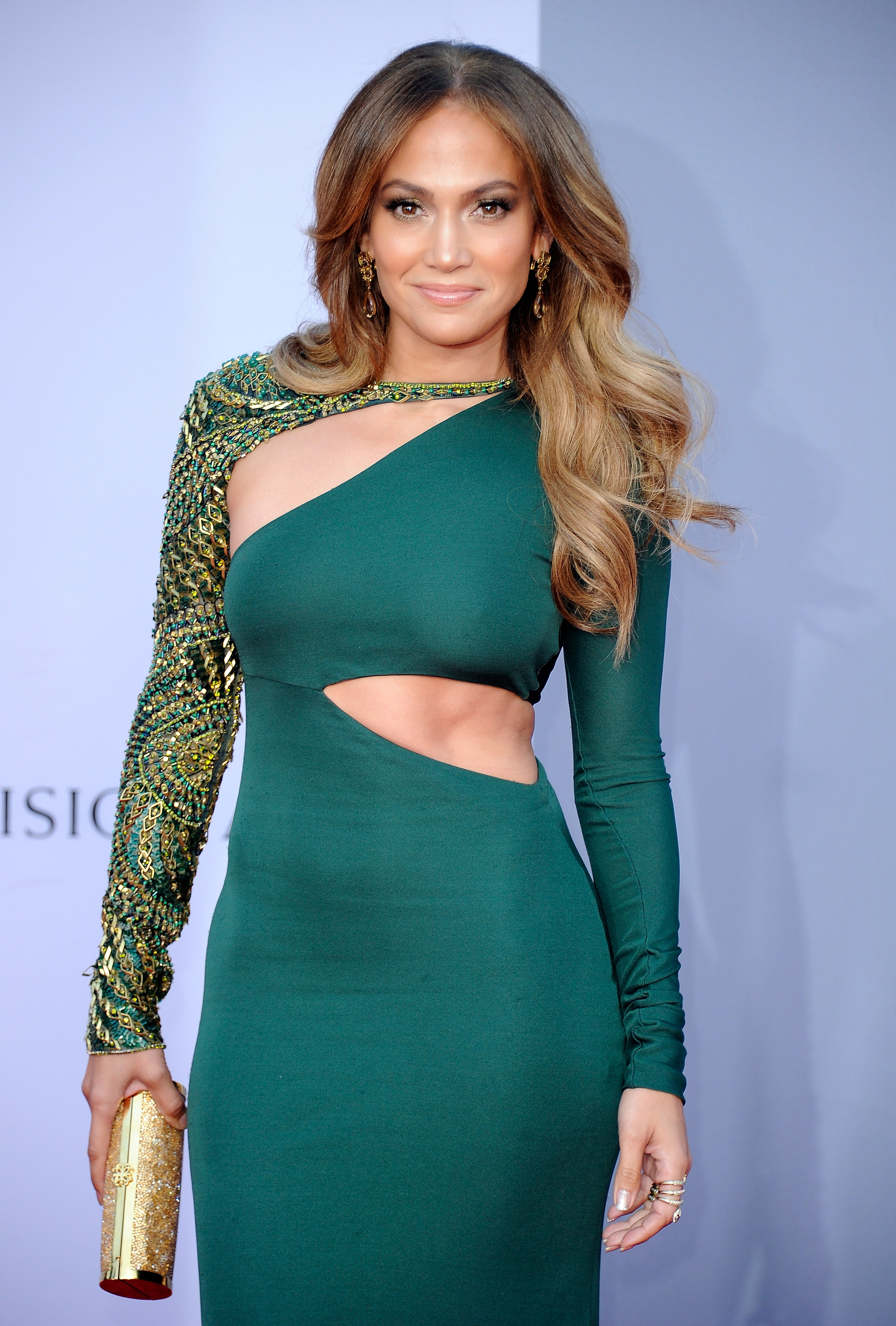 Jennifer Lopez at the BAFTA Brits to Watch event in LA.