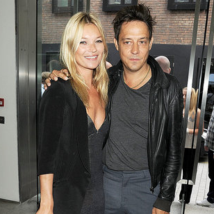 Kate Moss Pictures With Husband Jamie Hince at White Cube
