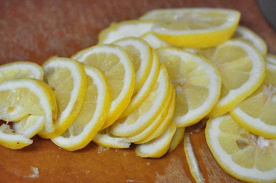 Lemon & Butter Shrimp