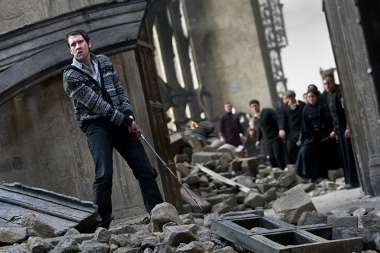 Neville Kills Nagini | The Best Scenes From Harry Potter ...