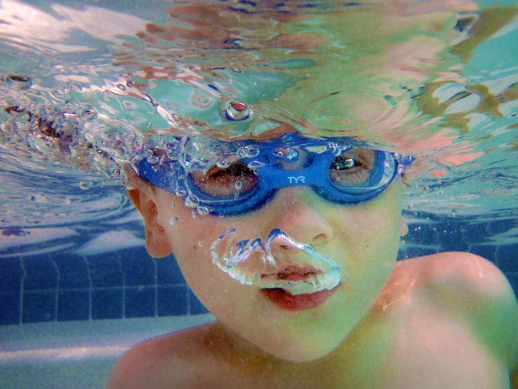 Drowning is the second leading cause of death for children.