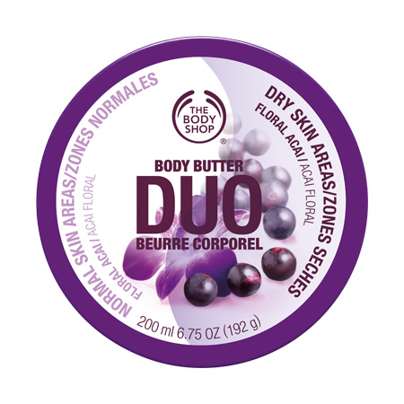 The Body Shop Body Butter Duo Product Review