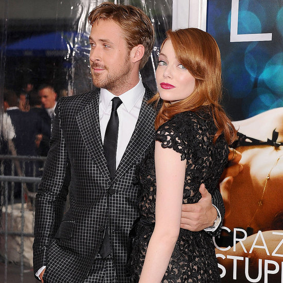 Ryan Gosling and Emma Stone at Crazy Stupid Love Premiere in NYC