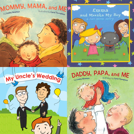Best Books to Explain Gay Marriage to Kids