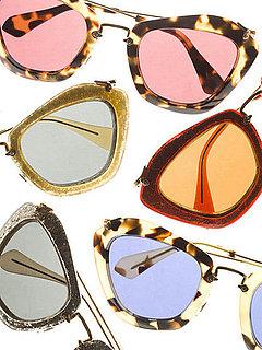 Miu Miu Fall 2011 Sunglasses — Noir Collection [Pictures]