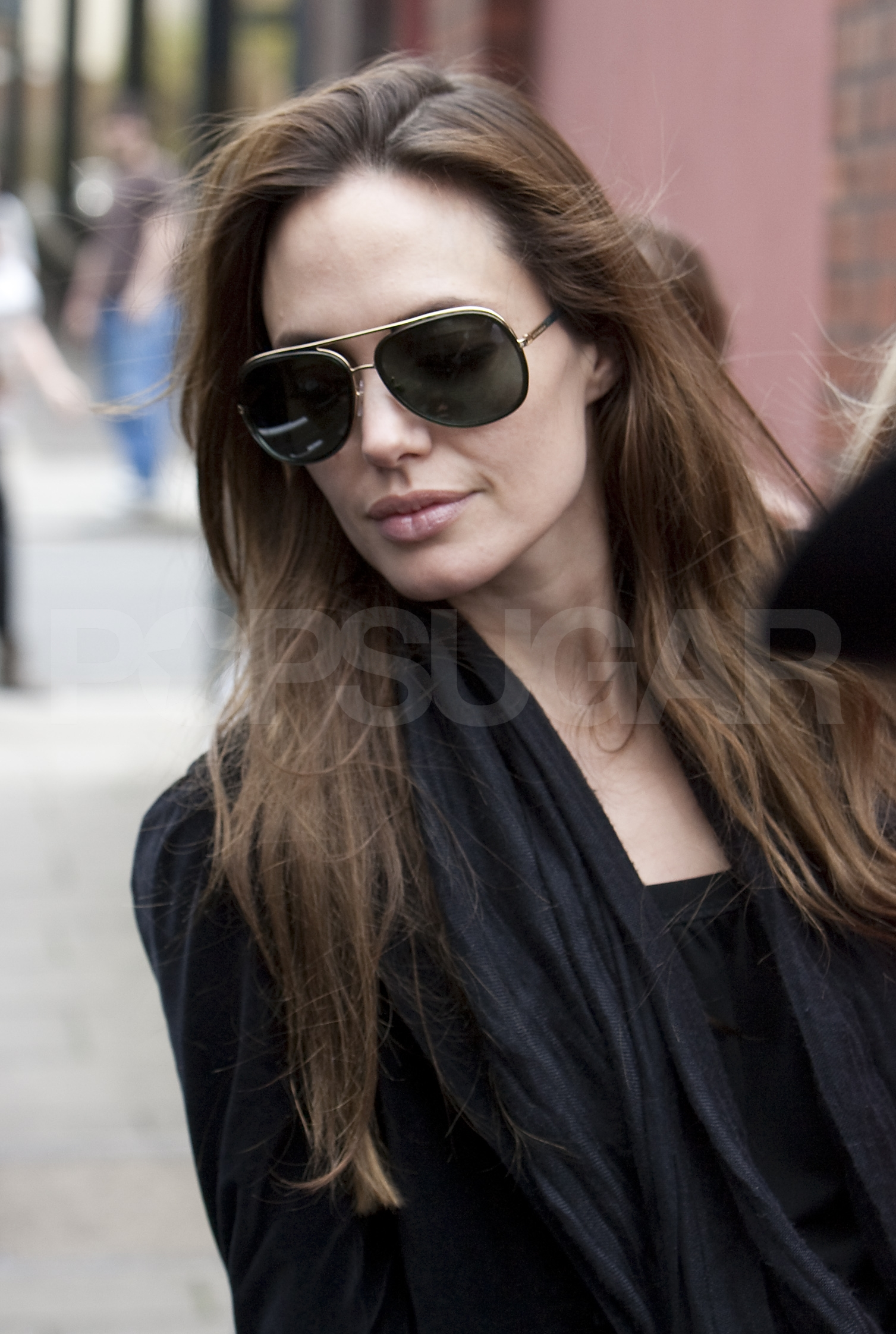angelina jolie in sunglasses angelina jolie takes