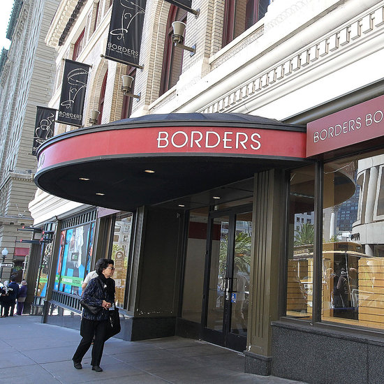 Mike Edwards Talks About Borders Closing