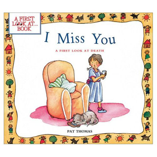 Written by psychotherapist and counselor Pat Thomas, I Miss You: A First Look at Death ($11) teaches tots that death is the natural complement to life, and that it's normal to feel sad and confused. Written from a secular perspective, this book addresses the afterlife in very general terms, explaining that we don't really know what happens when someone dies, but that most cultures have some belief about the concept of a soul — a concept that can be very comforting to kids.