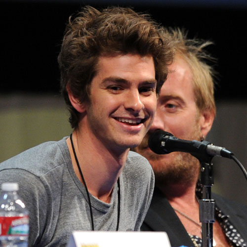 Funny Comic-Con Quotes From Andrew Garfield, Robert Pattinson, Charlize Theron