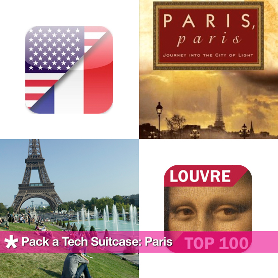 Travel Apps and Websites For Paris