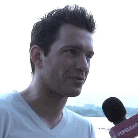 """Andy Grammer """"Keep Your Head Up"""" Performance and Interview"""
