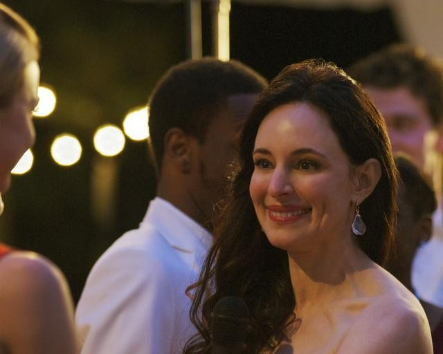 Madeleine Stowe in ABC&#039;s Revenge.
