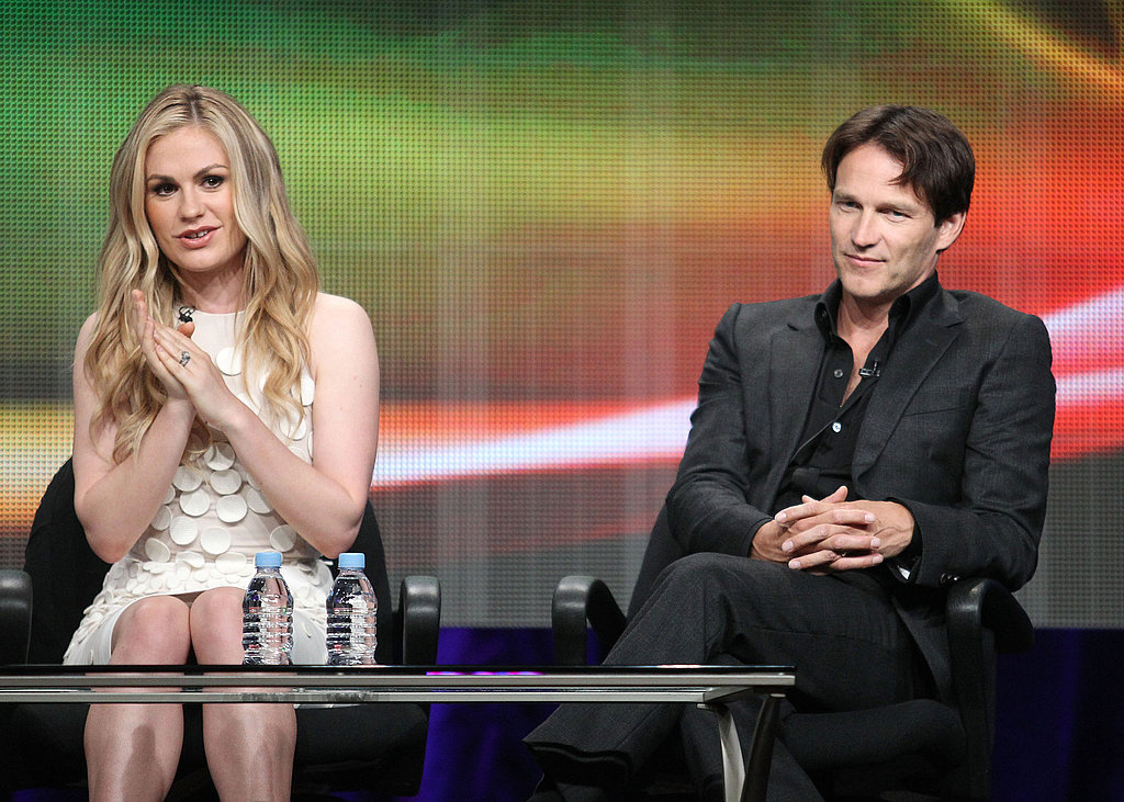 Anna Paquin Looks Stunning Next to Her Truly Handsome Husband, Stephen Moyer