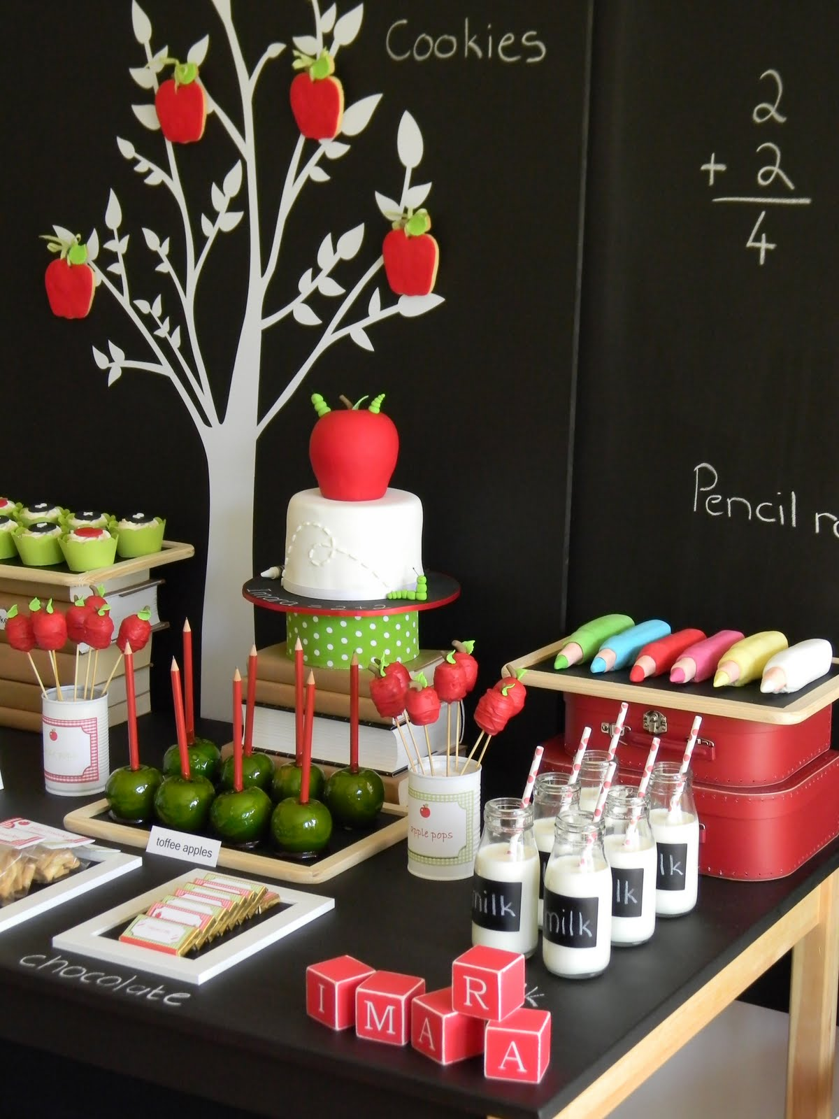 Back to school party get kids excited about the school for Back to school party decoration ideas