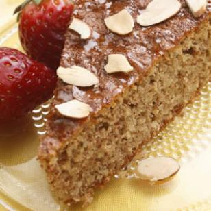 Diabetic Recipes - Honey Almond Cake