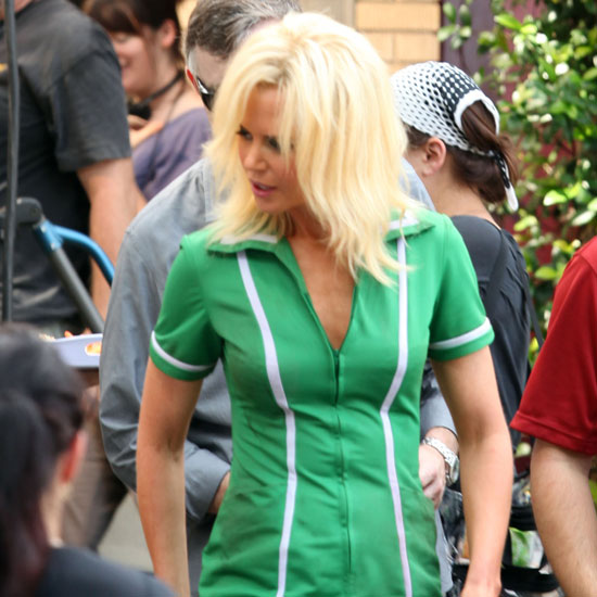 Nicole Kidman and John Cusack Shooting The Paperboy Pictures