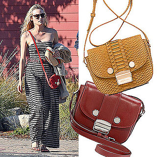 Diane Kruger Carrying Jason Wu Bag