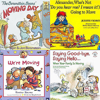 Children's Books About Moving
