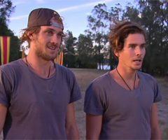 Surfers Tyler Atkins and Nathan Jolliffe Win the First Ever Series of The Amazing Race Australia