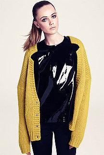 H&M Winter 2011 Lookbook — Frida Gustavsson