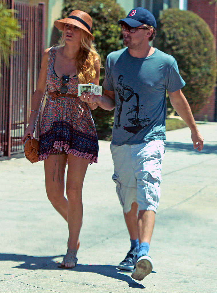Leonardo DiCaprio and Blake Lively Pictures Out in LA ...