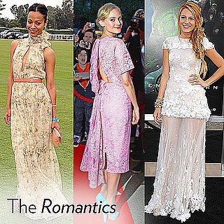 Romantic Dresses and Clothing Trend