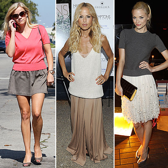 Celebrity Style Quiz For Aug. 8, 2011