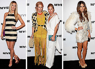 See The Celebrities Who Frocked Up For Myer's Spring Summer Collection Show: Front Row Style Stalk!