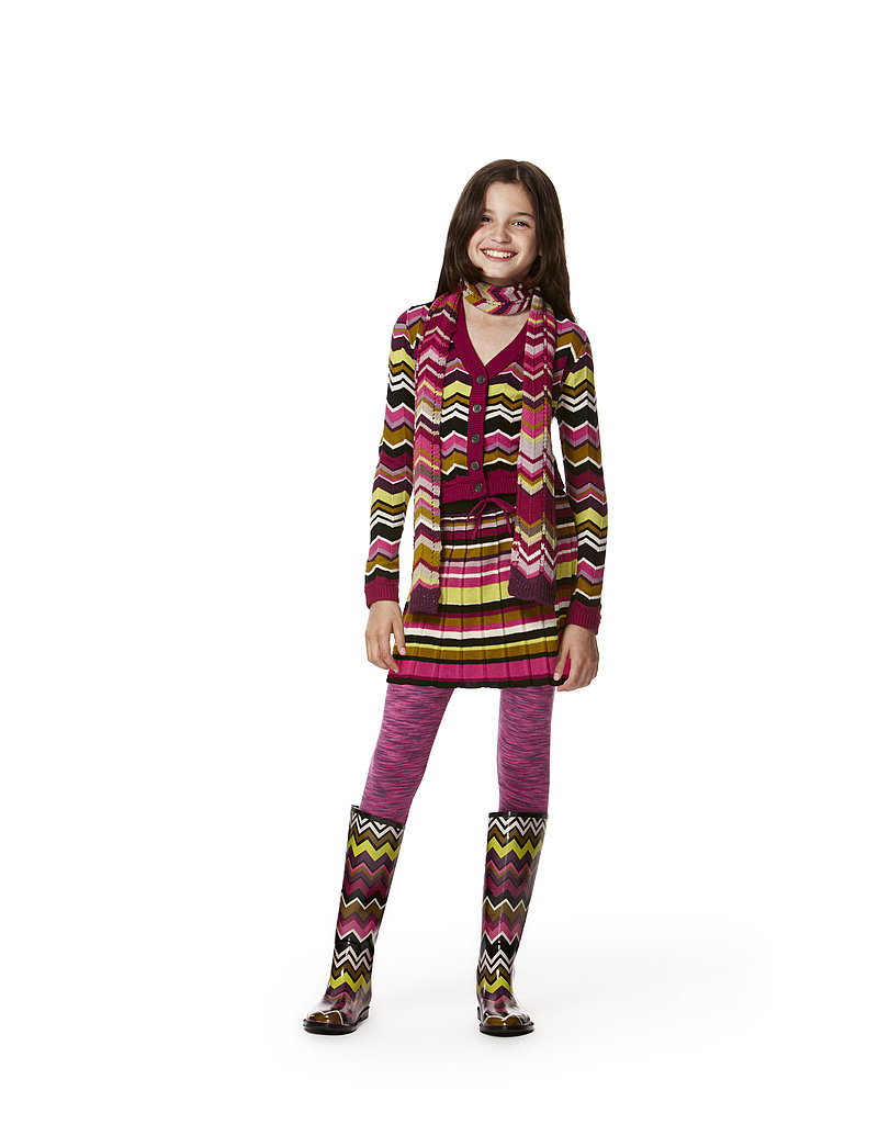 Missoni Brings Zigzags, Color, and Patterns to Kids Collection For Target