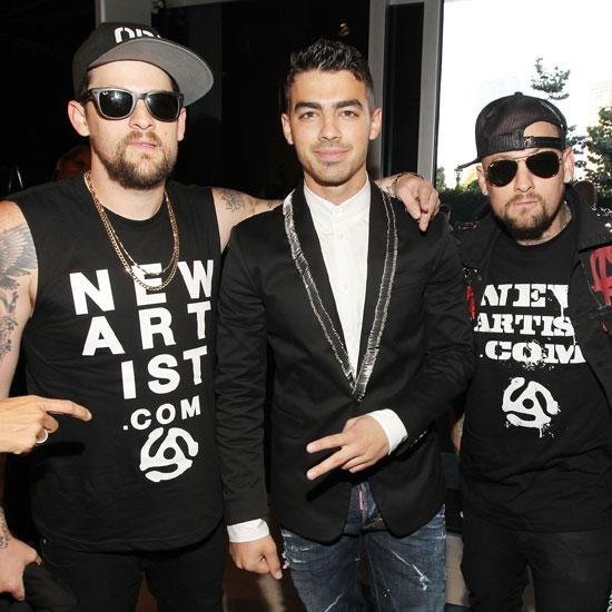 Hot Guys at MTV VMAs 2011