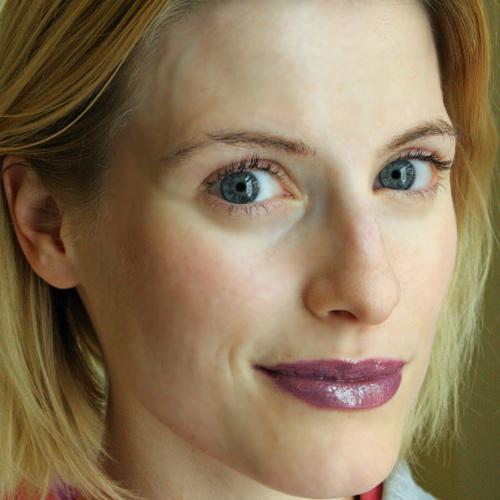NYX Purple Lip Gloss Review